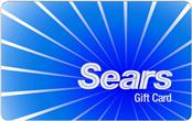 SEARS Gift Cards GIFT CARD